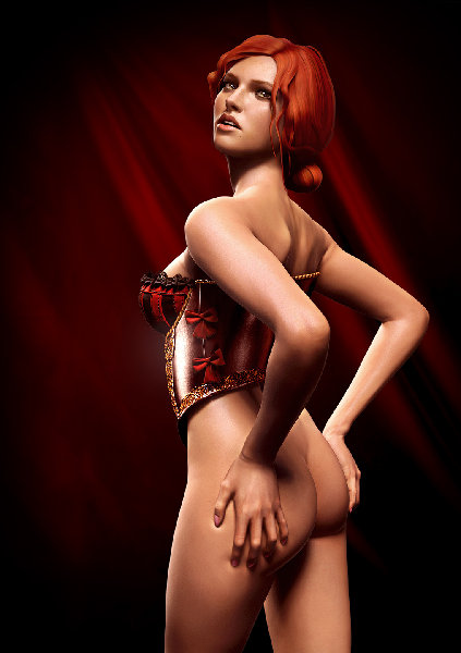 The Witcher 2_GOG.COM_triss_playboy_poster_4.jpg